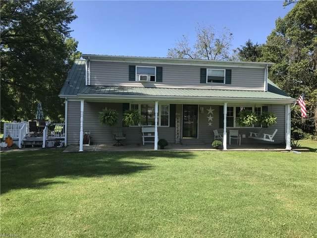 536 Rockdale Road, Follansbee, WV 26037 (MLS #4318263) :: Keller Williams Chervenic Realty