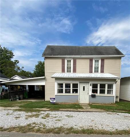 533 N 16th Street, Coshocton, OH 43812 (MLS #4318270) :: The Holden Agency