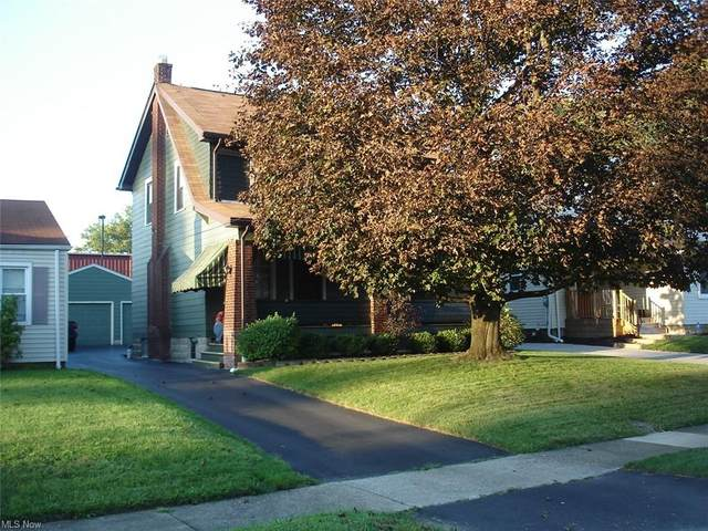 134 Maple Drive, Youngstown, OH 44512 (MLS #4318293) :: The Holden Agency