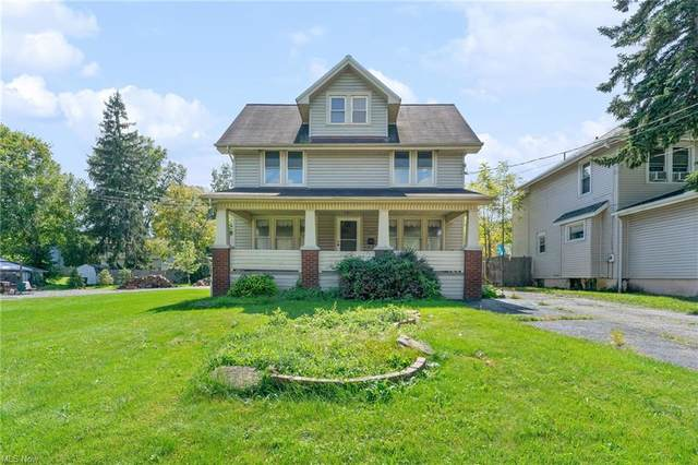 3929 Mahoning Avenue, Youngstown, OH 44515 (MLS #4318297) :: Keller Williams Legacy Group Realty