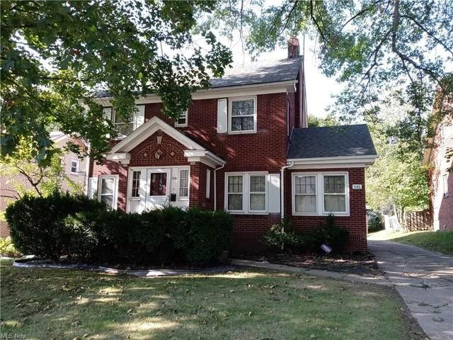 546 Mistletoe Avenue, Youngstown, OH 44511 (MLS #4318303) :: The Holden Agency