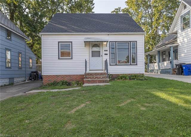 3609 Dawning Avenue, Cleveland, OH 44109 (MLS #4318327) :: The Tracy Jones Team