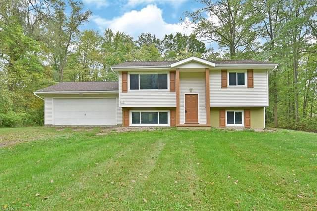 915 Center Street W, Warren, OH 44481 (MLS #4318329) :: The Holden Agency
