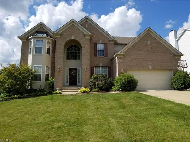 175 Seiberling Drive, Northfield, OH 44067 (MLS #4318348) :: The Holden Agency