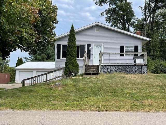4055 Pinecrest Drive, Zanesville, OH 43701 (MLS #4318359) :: Keller Williams Chervenic Realty