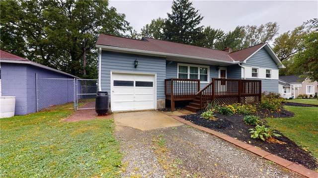 925 Newell Street, Painesville, OH 44077 (MLS #4318378) :: The Art of Real Estate