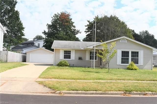 2315 Frederick Dr, Cuyahoga Falls, OH 44221 (MLS #4318401) :: TG Real Estate