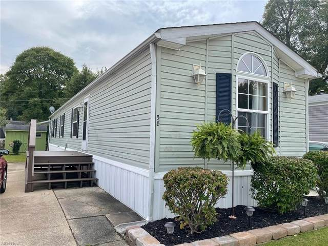 4341 Riverview Road #58, Peninsula, OH 44264 (MLS #4318431) :: Tammy Grogan and Associates at Keller Williams Chervenic Realty