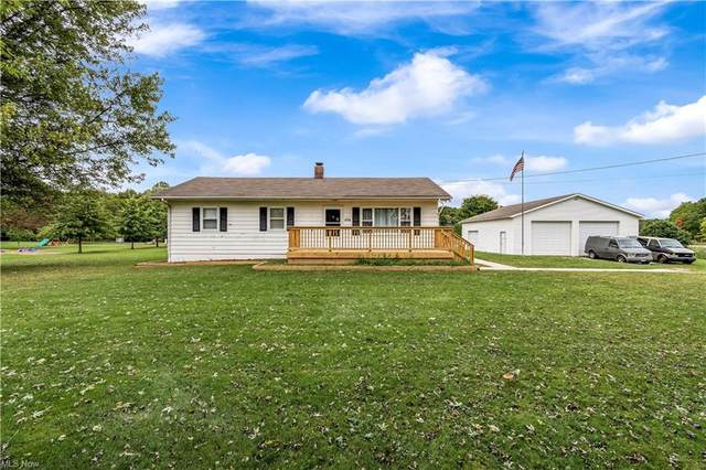 496 Mishler Road, Mogadore, OH 44260 (MLS #4318470) :: The Jess Nader Team | REMAX CROSSROADS