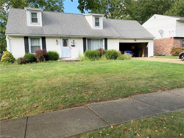 942 Hartford Drive, Elyria, OH 44035 (MLS #4318477) :: The Holden Agency