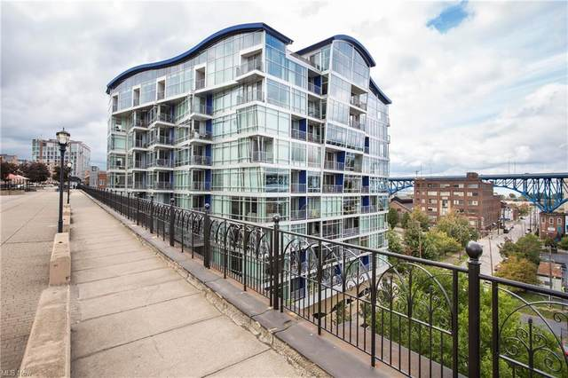 1237 Washington Avenue #504, Cleveland, OH 44113 (MLS #4318483) :: Select Properties Realty