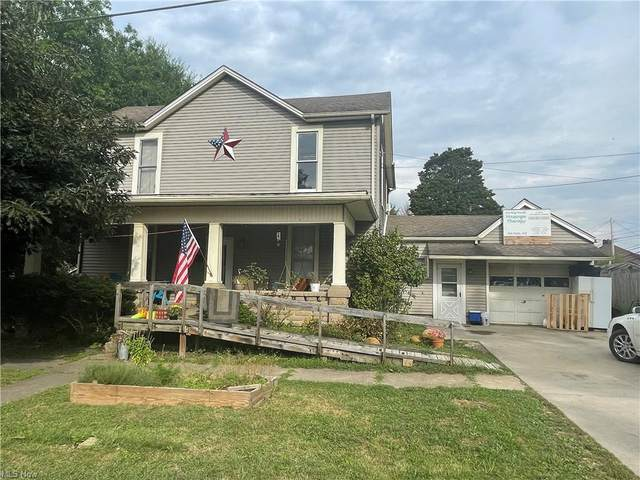 516 Walnut Street, Caldwell, OH 43724 (MLS #4318488) :: Keller Williams Chervenic Realty
