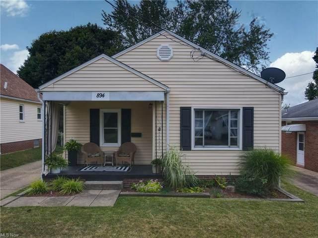 894 Triplett Boulevard, Akron, OH 44306 (MLS #4318490) :: Tammy Grogan and Associates at Keller Williams Chervenic Realty