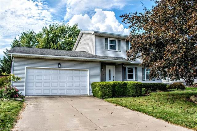 288 Rome Drive, Youngstown, OH 44515 (MLS #4318506) :: Keller Williams Chervenic Realty