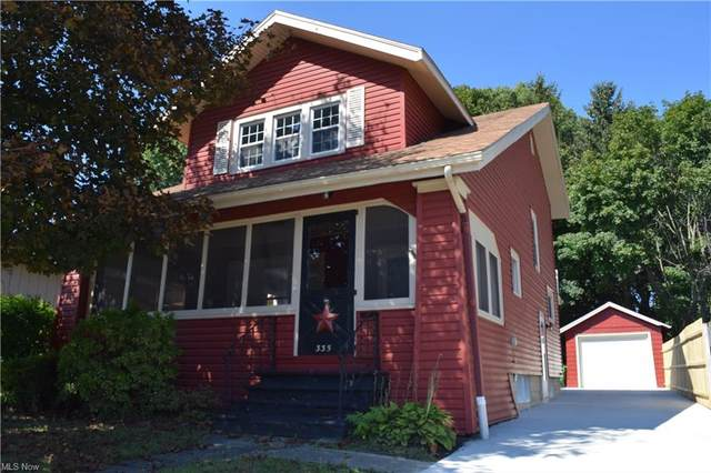 335 E Baird Avenue, Barberton, OH 44203 (MLS #4318520) :: The Art of Real Estate