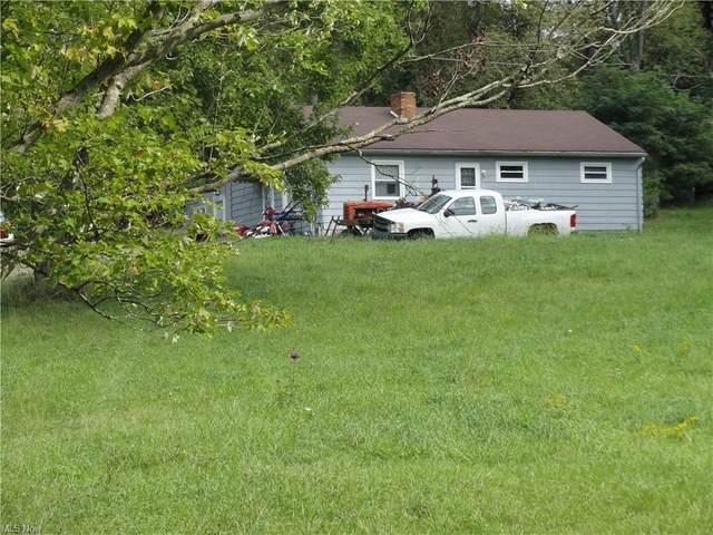 7668 Veterans Boulevard, Chester, WV 26034 (MLS #4318523) :: Keller Williams Chervenic Realty