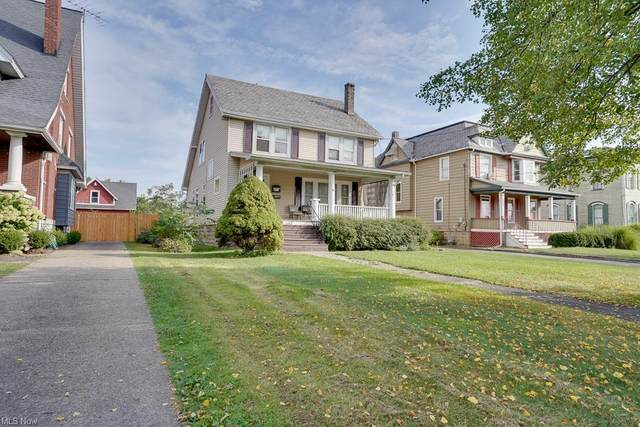 235 W Liberty Street, Medina, OH 44256 (MLS #4318563) :: TG Real Estate