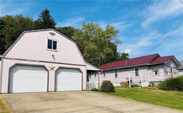 312 Mcconnell Street, Uhrichsville, OH 44683 (MLS #4318565) :: TG Real Estate