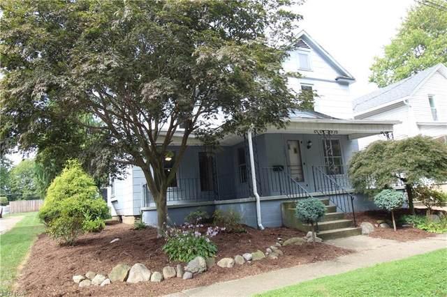 123 Hall Street, Orrville, OH 44667 (MLS #4318569) :: TG Real Estate