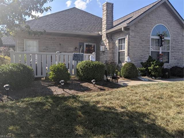 4201 Tannybrooke Lane NW D, Canton, OH 44718 (MLS #4318577) :: The Jess Nader Team | REMAX CROSSROADS