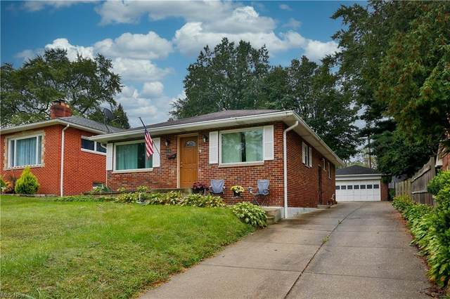 1632 Broad Boulevard, Cuyahoga Falls, OH 44223 (MLS #4318594) :: The Holden Agency