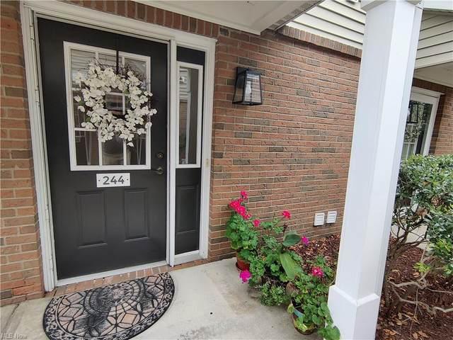 3406 Lenox Village Drive #244, Fairlawn, OH 44333 (MLS #4318597) :: Keller Williams Legacy Group Realty