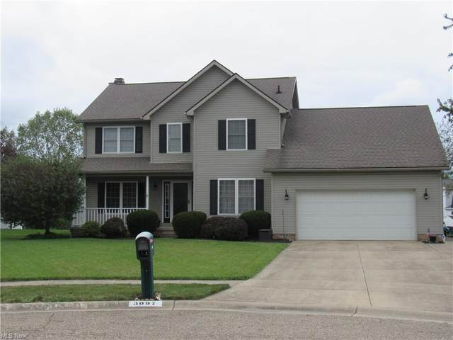 3097 Whitby Circle NW, Uniontown, OH 44685 (MLS #4318620) :: Keller Williams Chervenic Realty