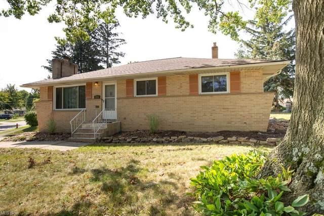 5550 Saxon Drive, Garfield Heights, OH 44125 (MLS #4318625) :: Jackson Realty