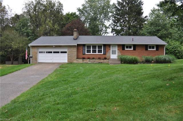 5308 Highpoint Circle NW, Canton, OH 44718 (MLS #4318627) :: TG Real Estate
