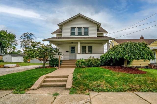 1136 Homewood Avenue SW, Canton, OH 44710 (MLS #4318642) :: The Holden Agency