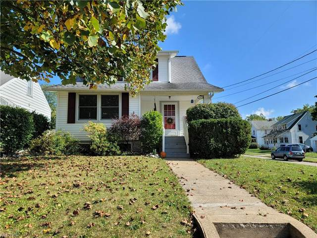 501 N Saint Clair Street, Girard, OH 44420 (MLS #4318652) :: Simply Better Realty