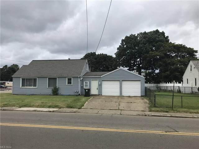 1260 Raff Road SW, Canton, OH 44710 (MLS #4318665) :: Jackson Realty