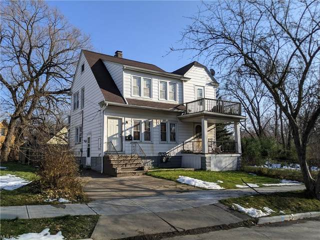 3859 E 50th Street, Newburgh Heights, OH 44105 (MLS #4318678) :: RE/MAX Edge Realty