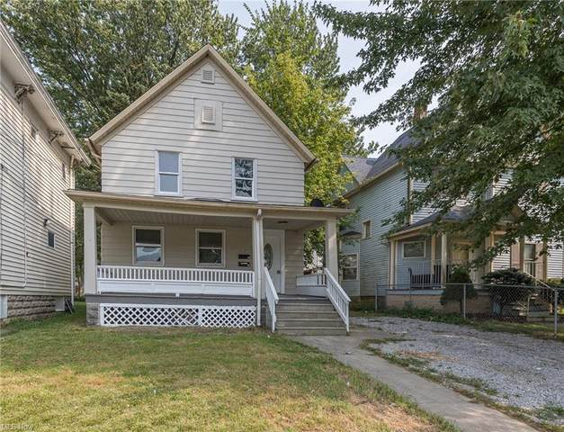 810 West Avenue, Elyria, OH 44035 (MLS #4318695) :: The Holden Agency