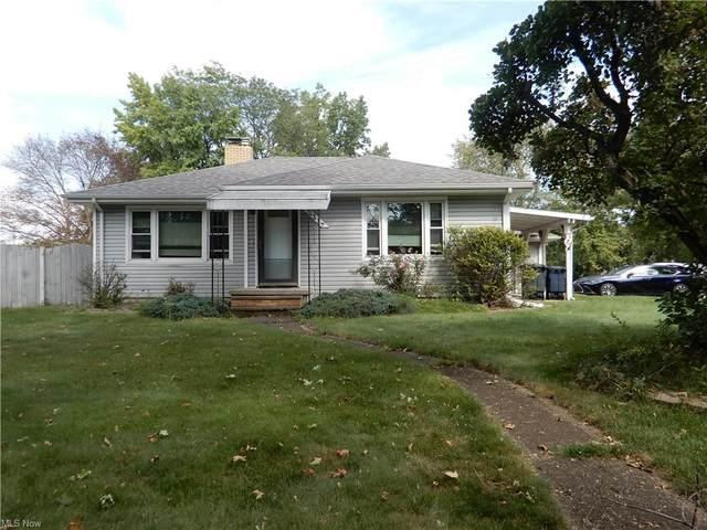 1317 Lola Street, Akron, OH 44305 (MLS #4318700) :: TG Real Estate