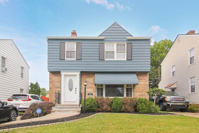 9516 Snow Road, Parma, OH 44130 (MLS #4318704) :: The Holden Agency