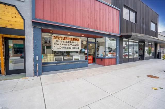 731 Broadway, Lorain, OH 44052 (MLS #4318706) :: Tammy Grogan and Associates at Keller Williams Chervenic Realty