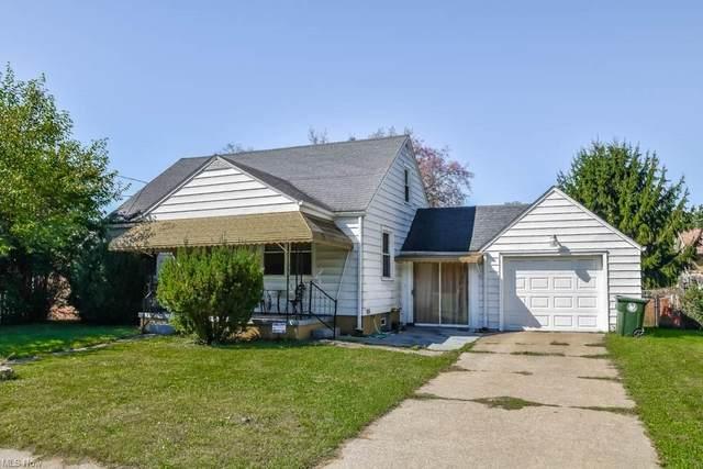 1513 Gibbs Avenue NE, Canton, OH 44705 (MLS #4318765) :: The Holden Agency