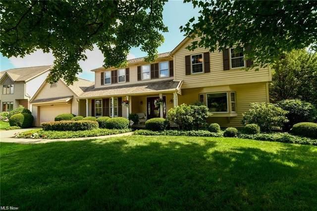447 Whitestone Circle, Wadsworth, OH 44281 (MLS #4318767) :: Keller Williams Chervenic Realty