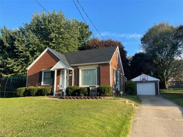 3025 14th Street NW, Canton, OH 44708 (MLS #4318768) :: Simply Better Realty