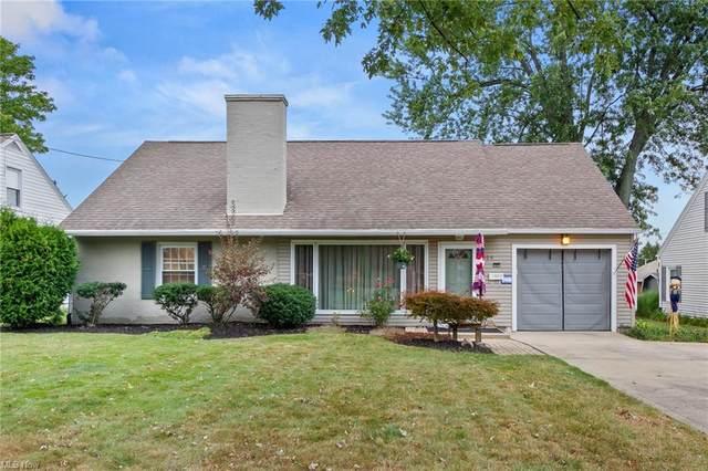 528 Midland Drive, Mansfield, OH 44903 (MLS #4318775) :: Keller Williams Chervenic Realty