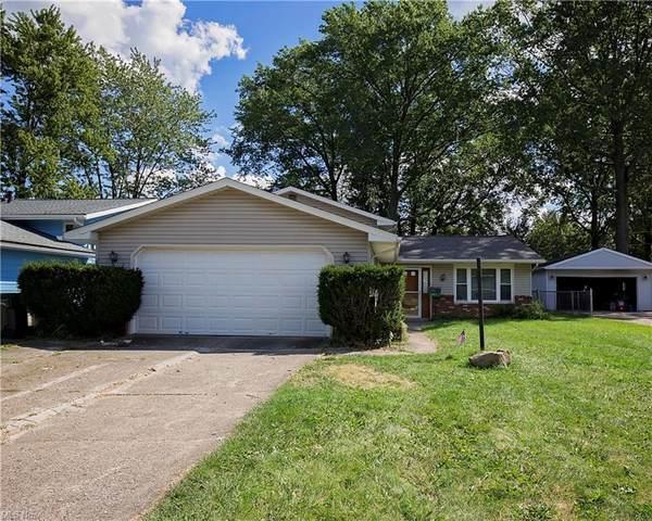 561 Georgetown Avenue, Elyria, OH 44035 (MLS #4318833) :: The Holden Agency