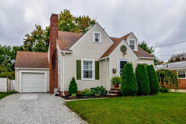 1930 Franklin Place NW, Canton, OH 44709 (MLS #4318839) :: Keller Williams Chervenic Realty