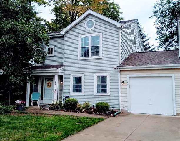 45 Woodbury Lane, Northfield, OH 44067 (MLS #4318861) :: The Holden Agency