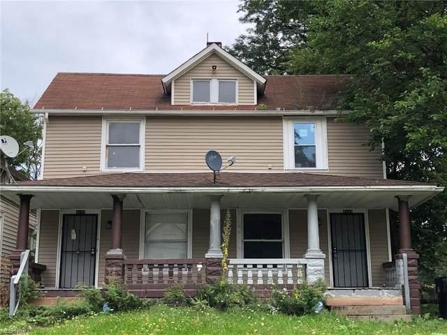 4239 E 98th Street, Cleveland, OH 44105 (MLS #4318873) :: Tammy Grogan and Associates at Keller Williams Chervenic Realty