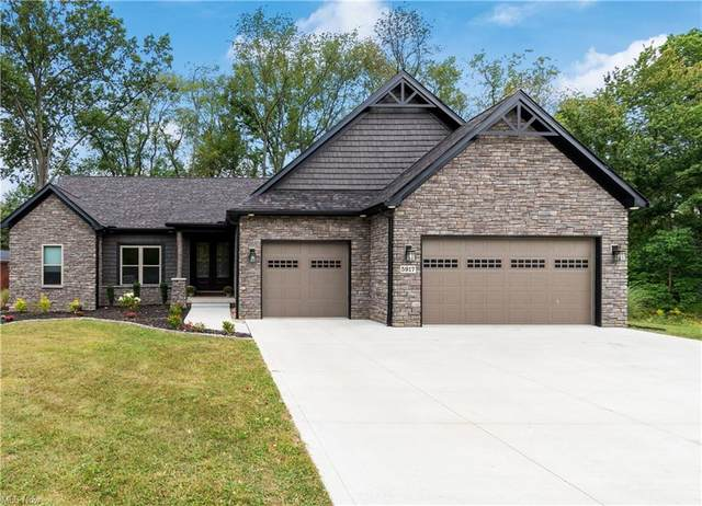 5917 Pawnee Street NW, North Canton, OH 44720 (MLS #4318878) :: TG Real Estate
