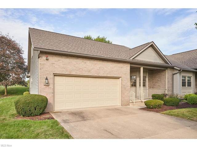 4578 Steepleview Drive NW, Canton, OH 44708 (MLS #4318905) :: Tammy Grogan and Associates at Keller Williams Chervenic Realty