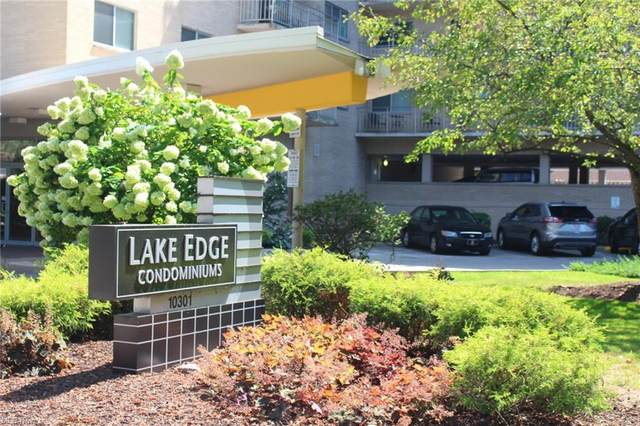 10301 Lake Avenue #704, Cleveland, OH 44102 (MLS #4318951) :: The Tracy Jones Team