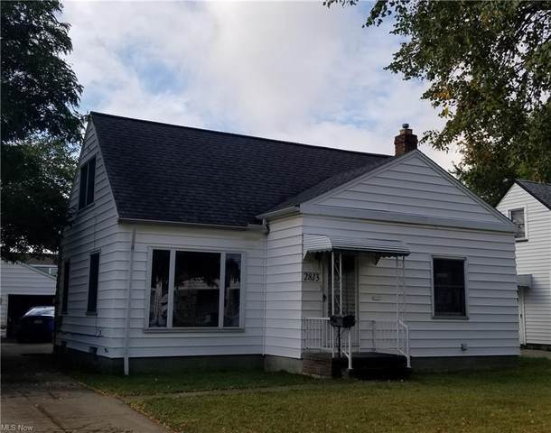 2813 Silverdale Avenue, Cleveland, OH 44109 (MLS #4318970) :: The Jess Nader Team | REMAX CROSSROADS