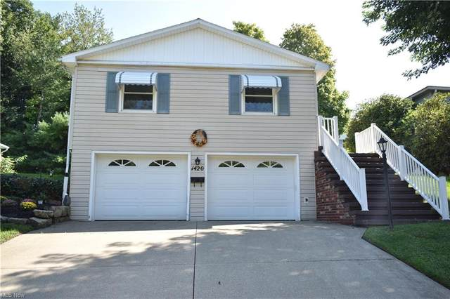 1420 S 12th Street, Coshocton, OH 43812 (MLS #4318980) :: The Holden Agency